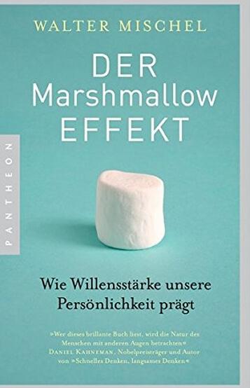 Walter Mischel, Der Marschmallow-Test